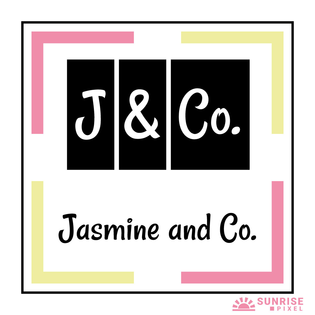 Jasmine and Co Logo Design